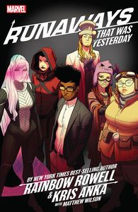 [Runaways: Volume 3: That Was Yesterday (Product Image)]