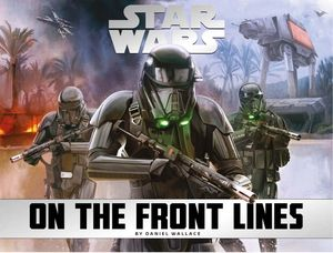 [Star Wars: On The Front Lines (Hardcover) (Product Image)]