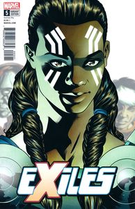 [Exiles #5 (Mckone Character Variant) (Product Image)]