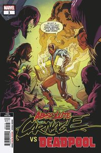 [Absolute Carnage Vs Deadpool #1 (3rd Printing Variant) (Product Image)]
