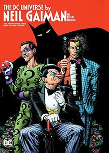 [DC Universe By Neil Gaiman (Deluxe Edition Hardcover) (Product Image)]