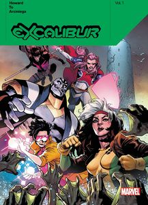 [Excalibur By Tini Howard: Volume 1 (Hardcover) (Product Image)]
