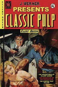 [Classic Pulp: Ellery Queen: Oneshot (Product Image)]