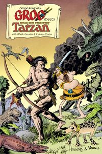[Groo Meets Tarzan #4 (Product Image)]