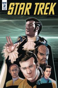 [Star Trek: Q Conflict #2 (Cover A Messina) (Product Image)]