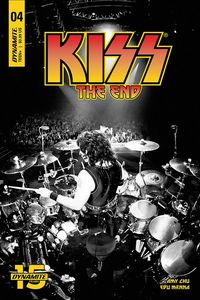 [Kiss: The End #4 (Cover D Photo) (Product Image)]