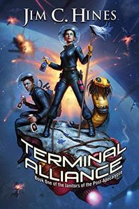 [Janitors Of The Post-Apocalypse: Book 1: Terminal Alliance (Hardcover) (Product Image)]