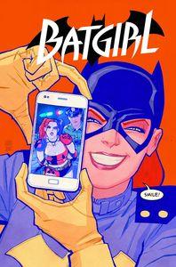 [Batgirl #39 (Harley Quinn Variant) (Product Image)]