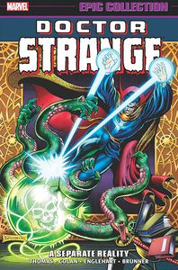 [Doctor Strange: Epic Collection: A Separate Reality (Product Image)]