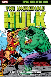 [Incredible Hulk: Epic Collection: Crisis Counter-Earth (Product Image)]
