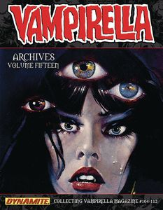 [Vampirella: Archives: Volume 15 (Hardcover) (Product Image)]