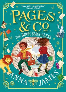 [Pages & Co.: Book 4: The Book Of Smugglers (Hardcover) (Product Image)]