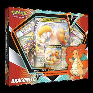 [Pokémon: Dragonite V Box (Product Image)]