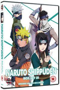 [Naruto Shippuden: Volume 21 (Product Image)]