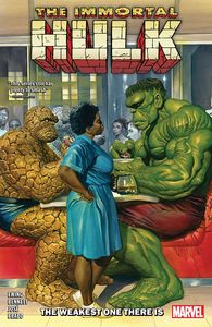 [Immortal Hulk: Volume 9: Weakest One There Is (Product Image)]