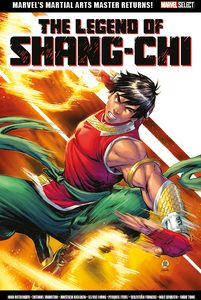 [Marvel Select: Bookazine: Legend Of Shang Chi (Product Image)]
