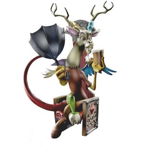[My Little Pony: Friendship Is Magic: Sculpted Figure: Guardians Of Harmony: Discord (Product Image)]