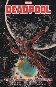 [Deadpool: By Daniel Way Complete Collection: Volume 3 (Product Image)]