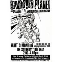 [Walter Simonson Signing (Product Image)]