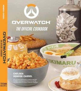 [Overwatch: The Official Cookbook (Hardcover) (Product Image)]