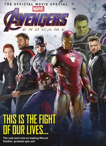 [Avengers Endgame: Official Movie Special Magazine (Newsstand Edition) (Product Image)]