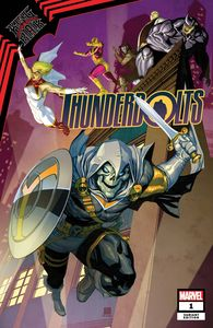 [King In Black: Thunderbolts #1 (Chang Variant) (Product Image)]