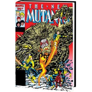 [New Mutants: Omnibus: Volume 2 (Art Adams DM Variant Hardcover) (Product Image)]