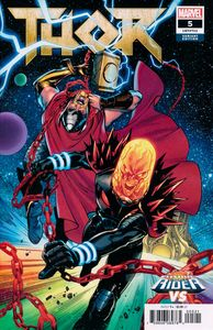 [Thor #5 (Cosmic Ghost Rider Variant) (Product Image)]