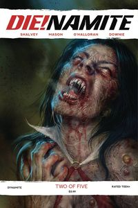 [Die!Namite #2 (Cover A Parrillo) (Product Image)]