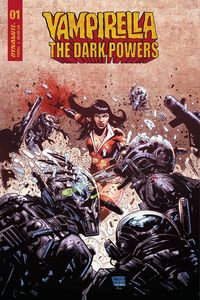 [Vampirella: Dark Powers #1 (Davidson Variant) (Product Image)]