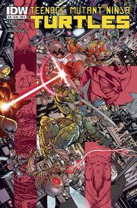 [Teenage Mutant Ninja Turtles #48 (Product Image)]