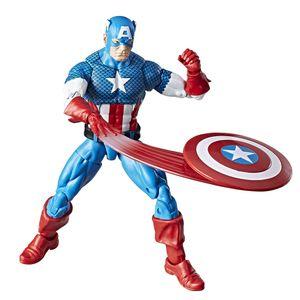 [Marvel Legends: Action Figure: Super Heroes Vintage Captain America (Product Image)]