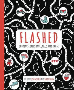 [Flashed Sudden Stories (Hardcover) (Product Image)]
