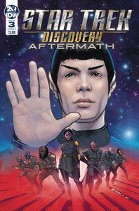 [Star Trek: Discovery: Aftermath #3 (Cover A Hernandez) (Product Image)]