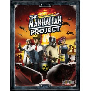[The Manhattan Project: Board Game (Product Image)]