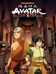 [Avatar: The Last Airbender: The Rift Library: Edition (Hardcover) (Product Image)]
