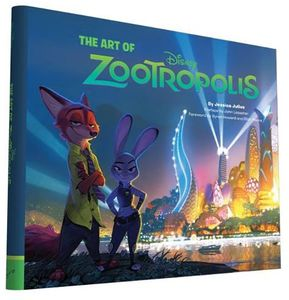 [The Art Of Zootropolis (Hardcover) (Product Image)]