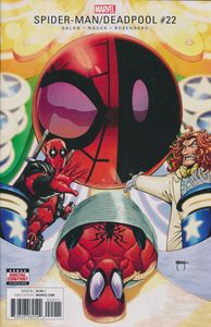 [Spider-Man/Deadpool #22 (Product Image)]
