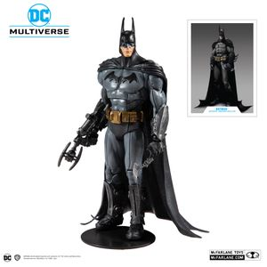 [DC: Multiverse Gaming Action Figure: Arkham Asylum Batman (Product Image)]