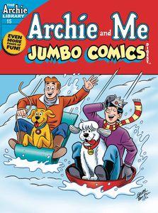 [Archie & Me: Jumbo Comics Digest #15 (Product Image)]
