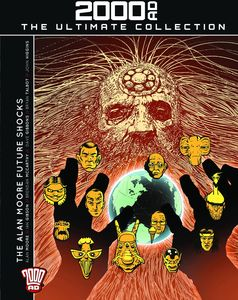[2000AD: Ultimate Graphic Novel Collection #48: Alan Moore's Future Shocks (Product Image)]