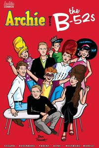 [The cover for Archie Meets The B-52s #1 (Cover A Parent)]