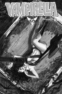 [Vampirella #3 (Dalton Black & White Incentive) (Product Image)]