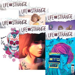 [Life Is Strange #5 (Signed Full Cover Set) (Product Image)]