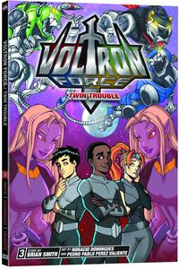 [Voltron Force: Volume 3: Twin Trouble (Product Image)]