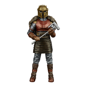[Star Wars: The Mandalorian: Vintage Collection Action Figure: The Armorer (Carbonized) (Product Image)]