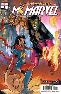 [Ms Marvel: Annual #1 (Product Image)]