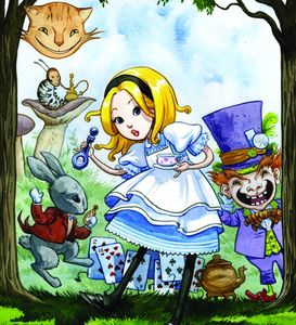 [Alices Adventures In Wonderland: Prose Collection (Hardcover) (Product Image)]