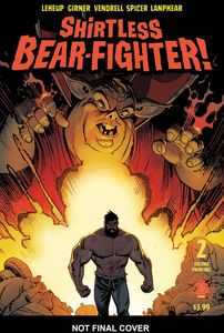 [Shirtless Bear-Fighter #2 (2nd Printing) (Product Image)]