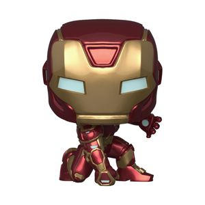 [Marvel: Avengers Game: Pop! Vinyl Figure: Iron Man (Stark Tech Suit) (Product Image)]